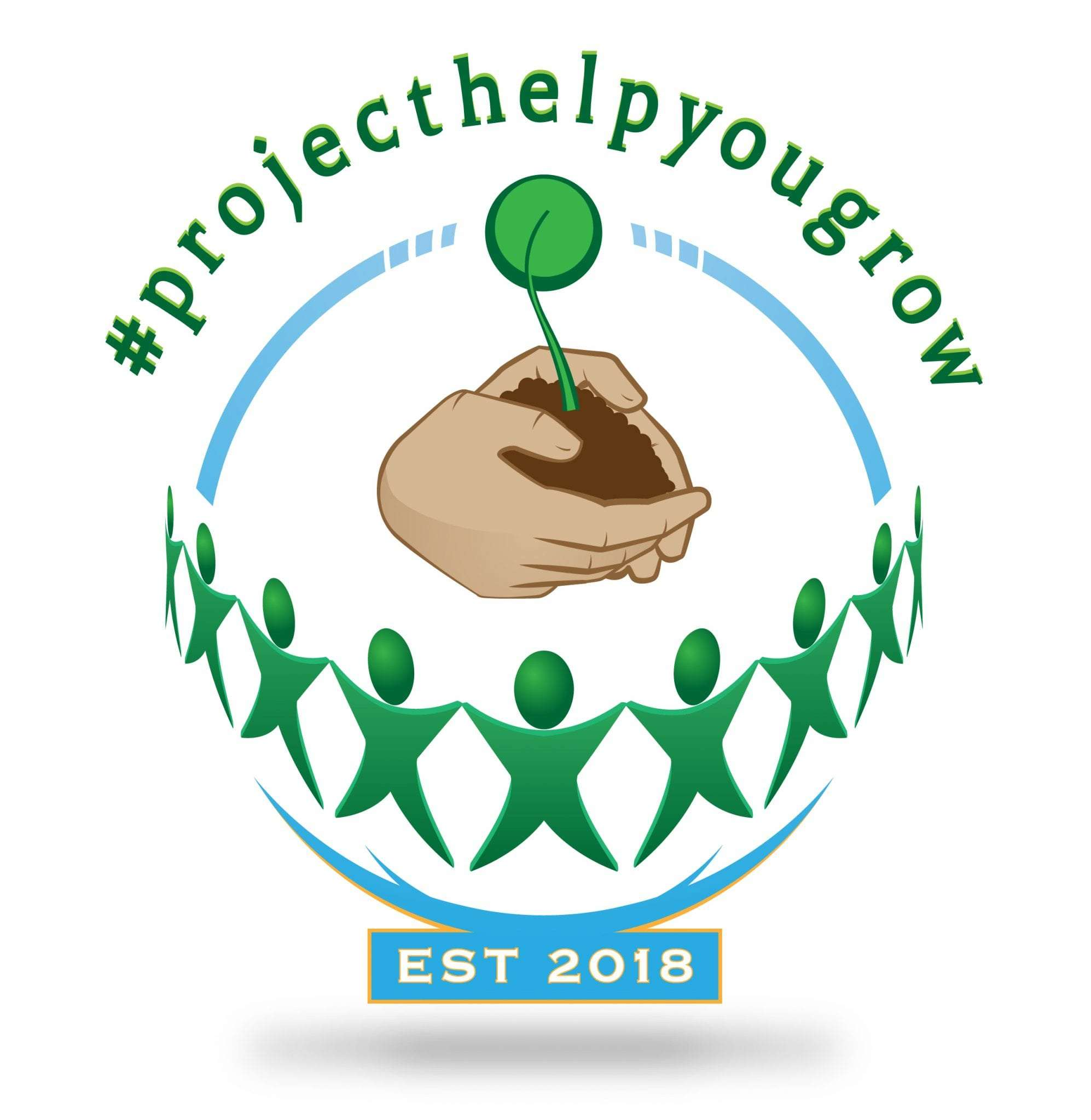 #ProjectHelpYouGrow
