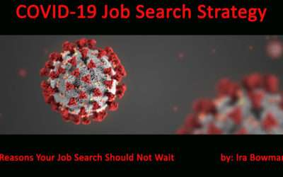 5 Reasons Your Job Search Should Not Wait